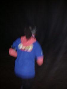 trail de nuit à bures sur yvette