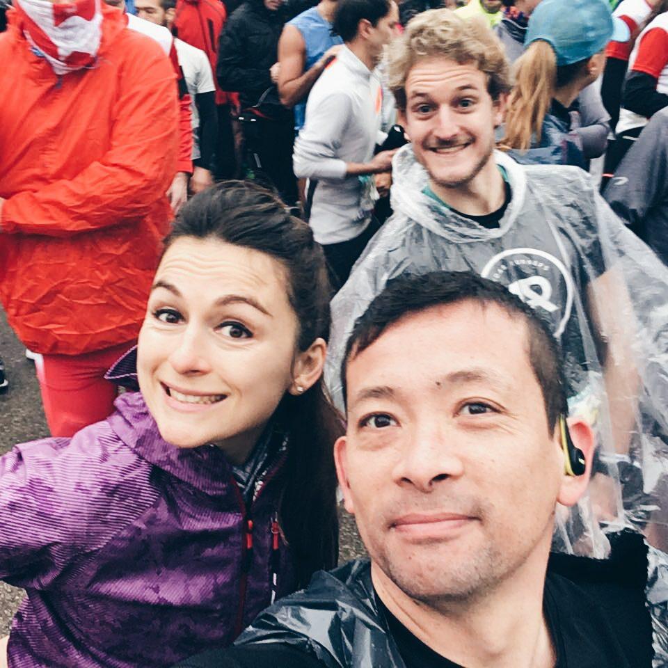 Stéphan coleader Adidas Runners
