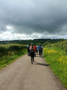 Oxfam Trailwalker - 100km de randonnée