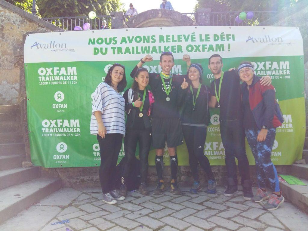 Oxfam Trailwalker – marche et trail solidaire (5)