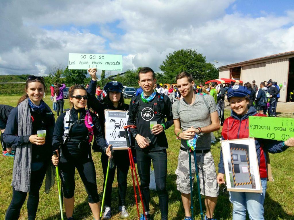 Oxfam Trailwalker – marche et trail solidaire (7)