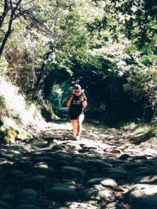 Cam dewoods organiser sa randonnée.