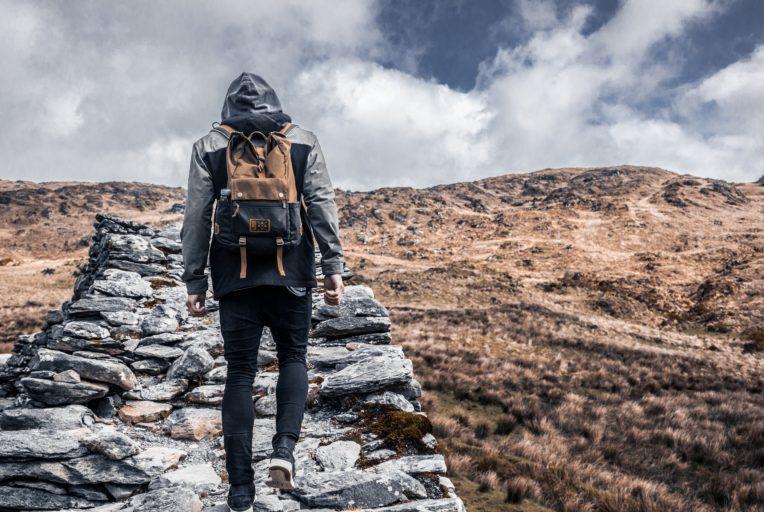 organiser sa randonnée - hiking landscape