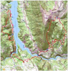 Trail des Passerelles du Monteynard - Cam Dewoods 39km