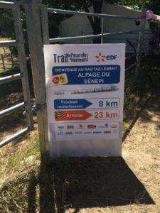 Trail des Passerelles du Monteynard - Alpage du Sénépi - Cam Dewoods