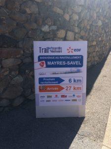 Trail des Passerelles du Monteynard - Cam Dewoods Mayres Savel