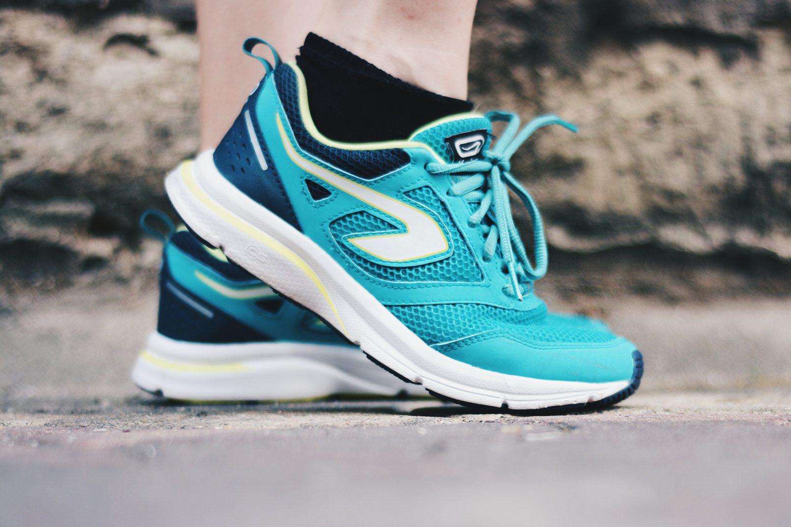 079389404 TEST | Kalenji Run Active Women's Running Shoes - Cam Dewoods