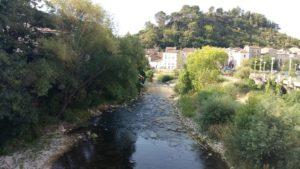 Compostelle Voie d'Arles Soumont à Lunas