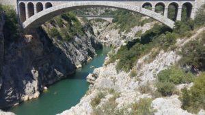 voie d'Arles - via Tolosana GR653