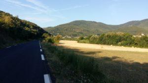 Lunas à Mècle voie d'Arles