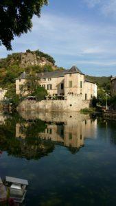 Lunas Compostelle Voie d'Arles