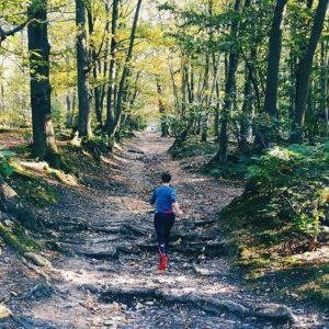 Trail à Meudon