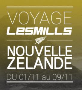 voyage les mills nouvelle zelande