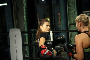 la salle de sport reebok boxe