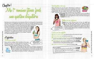 Mon cahier Fitness food Elodie SILLARO