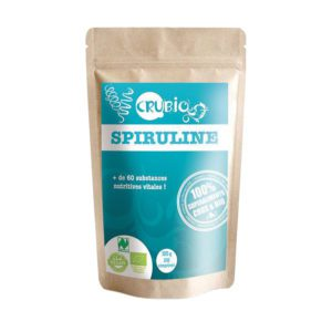force ultra nature spiruline crubio