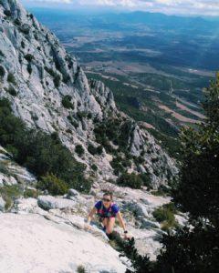 Trail Sainte Victoire