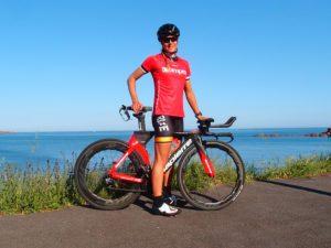 Charlotte Morel Triathlon