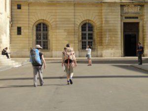 Compostelle voie d'Arles