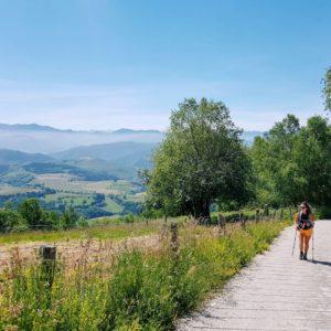 Compostelle Camino Primitivo Bodennaya à Campiello