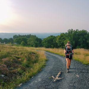 Chemin de Saint-Jacques-de-Compostelle - Camino Primitivo - Boente