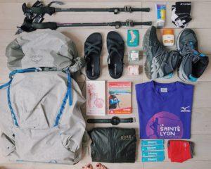 équipement de randonnée pour Compostelle
