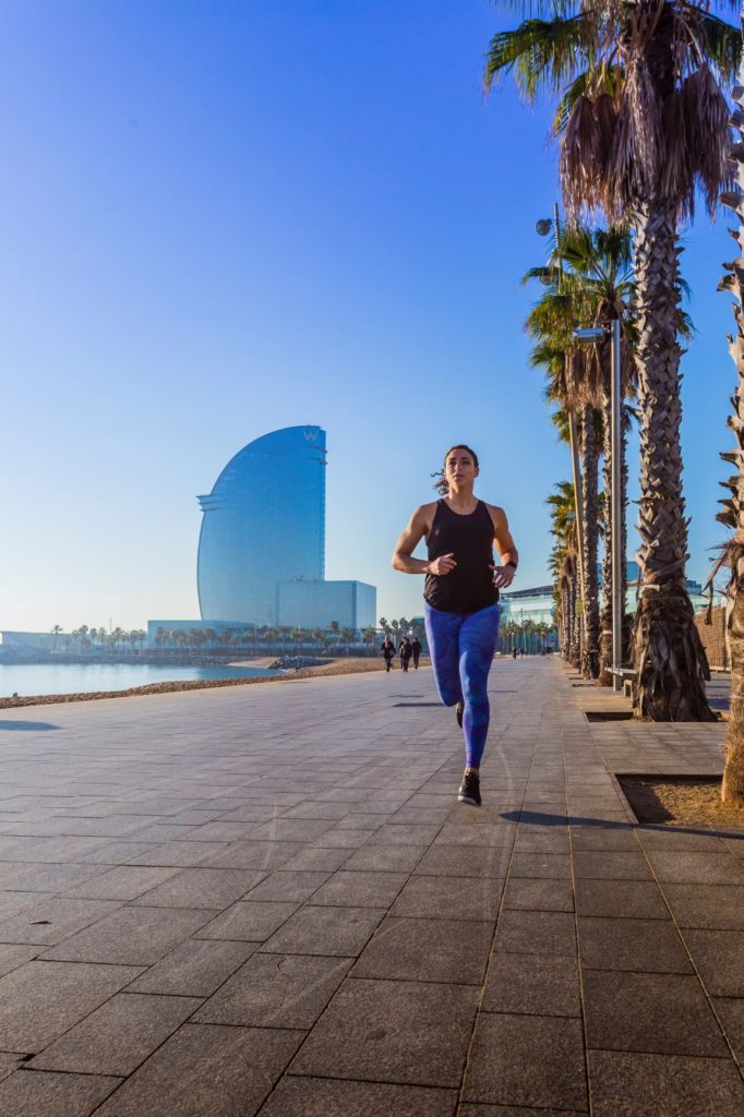 My Training Trip Barcelone_guide touristique