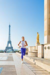 My Training Trip Paris Trocadéro