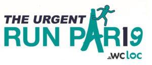The URGENT RUN PARIS 2019