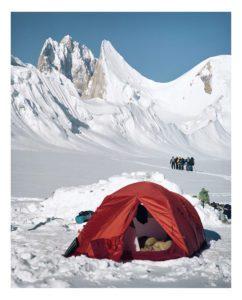 Zabardast film Montagne en scène