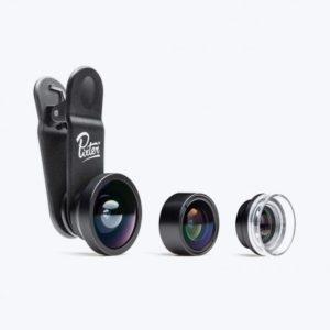 cadeaux randonneurs - Pixter objectifs smartphone