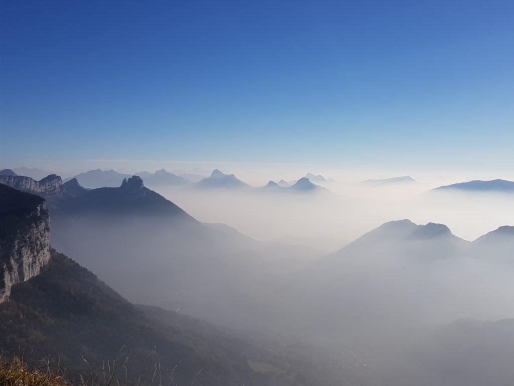 Randonnée Parmelan proche Annecy - photo montagne