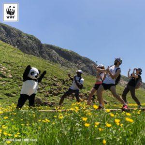 Pandathlon WWF_ course solidaire