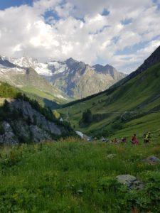 Trail Verbier St-Bernard - X-Traversée
