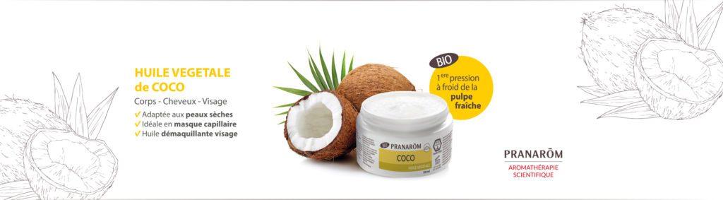 Huile de Coco - Pranarôm
