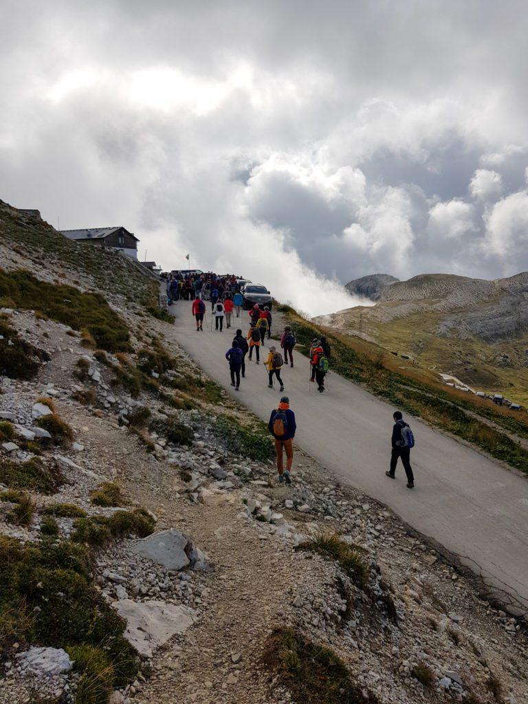 Tre Cime di Lavaredo_randonnée Dolomites