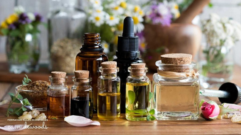 formation aux huiles essentielles