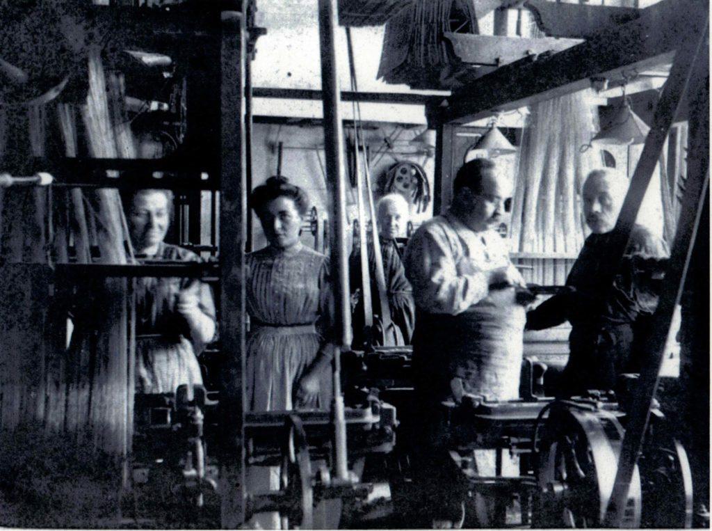 La Fabrique d'écharpe - écharpes françaises