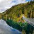 Randonnée beaufortain - lac de St Guérin montagne