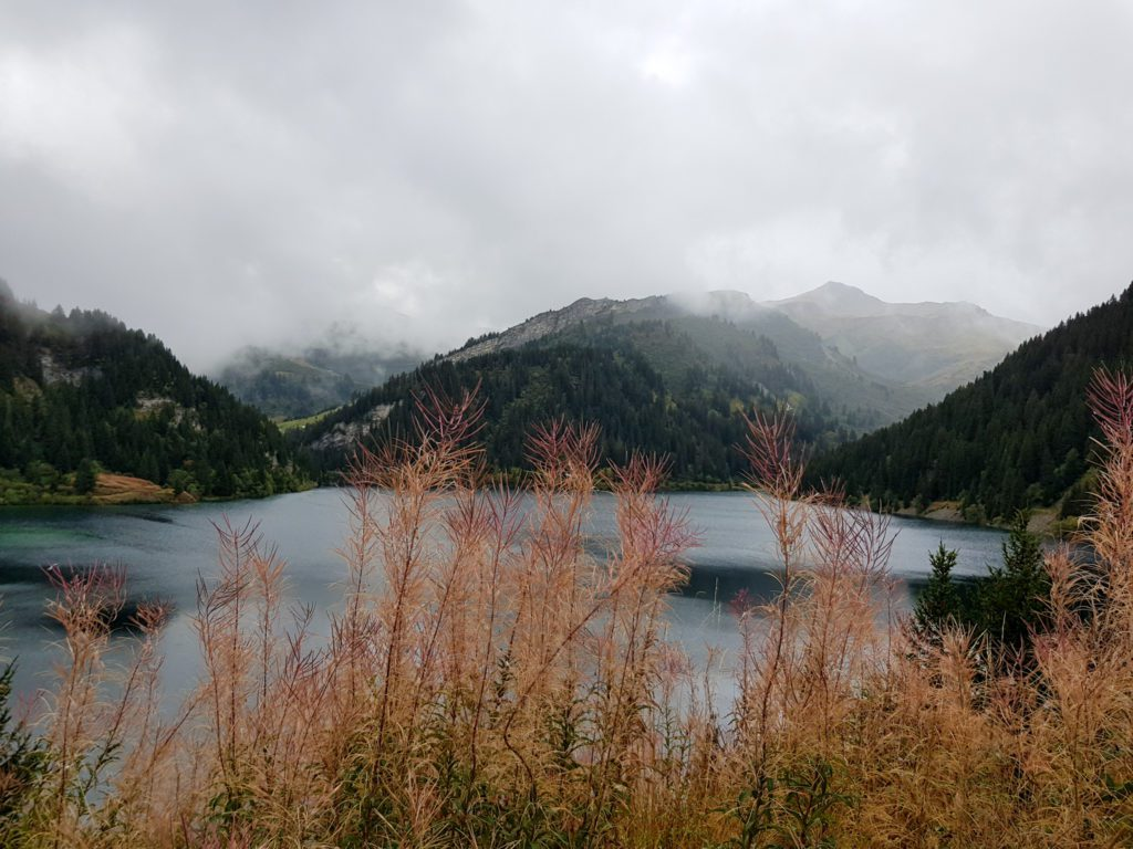 Beaufortain - lac de St Guérin