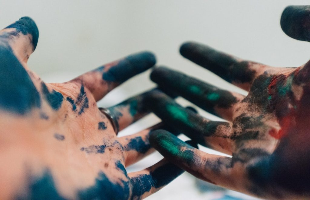 cadeaux écolo - cours de peinture