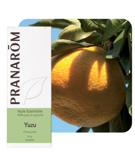 Pranarôm huiles essentielles anti-stress-Bio Yuzu