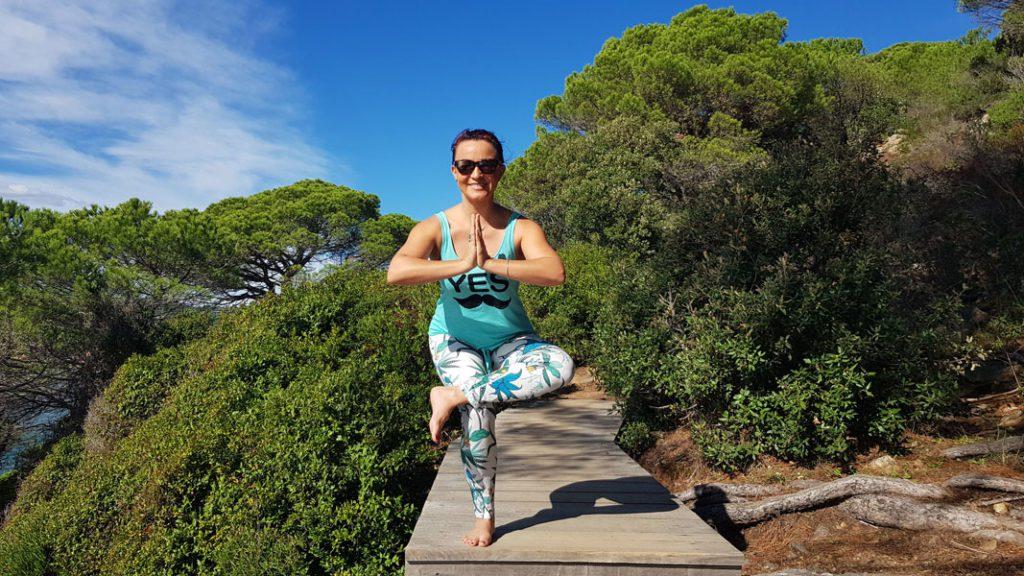 Étirements en course à pied -yoga equilibre-(6)