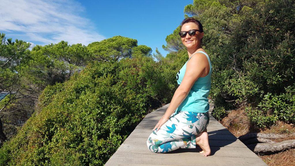 Étirements en course à pied -yoga japonais-(3)