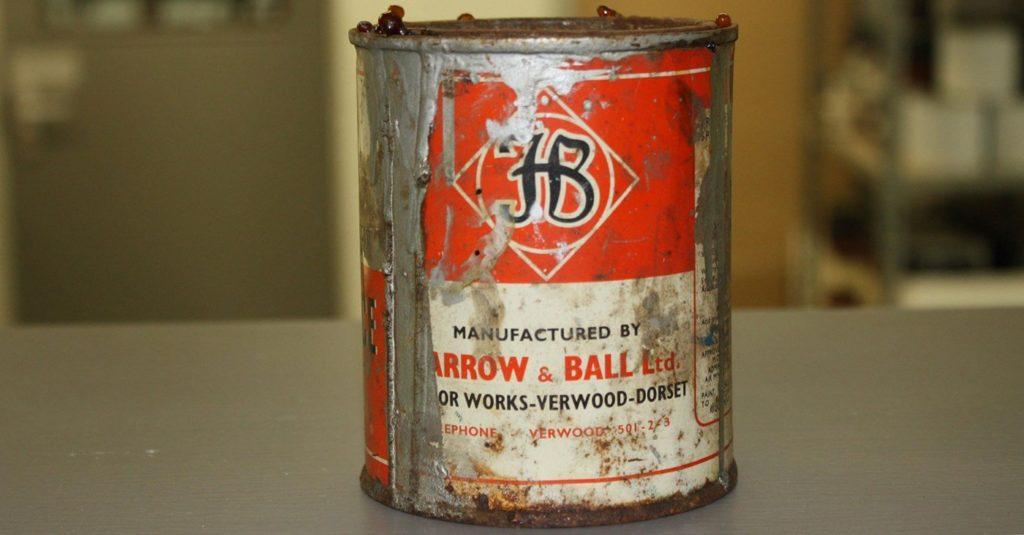 Farrow & Ball - peinture écologique - historique