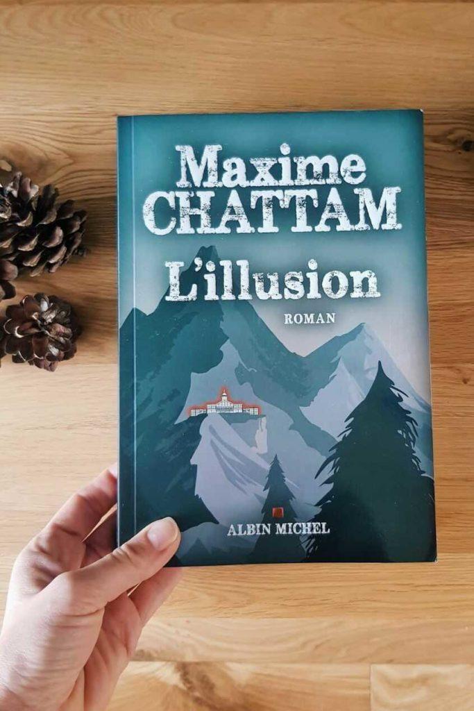 L'Illusion deMaxime Chattam