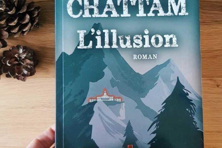 L'Illusion - roman Maxime Chattam