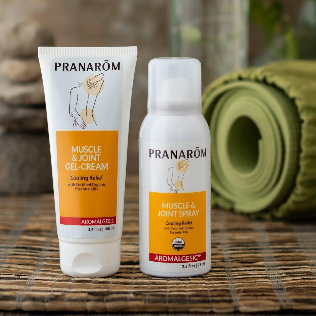 essential oil athletes _ Pranarom