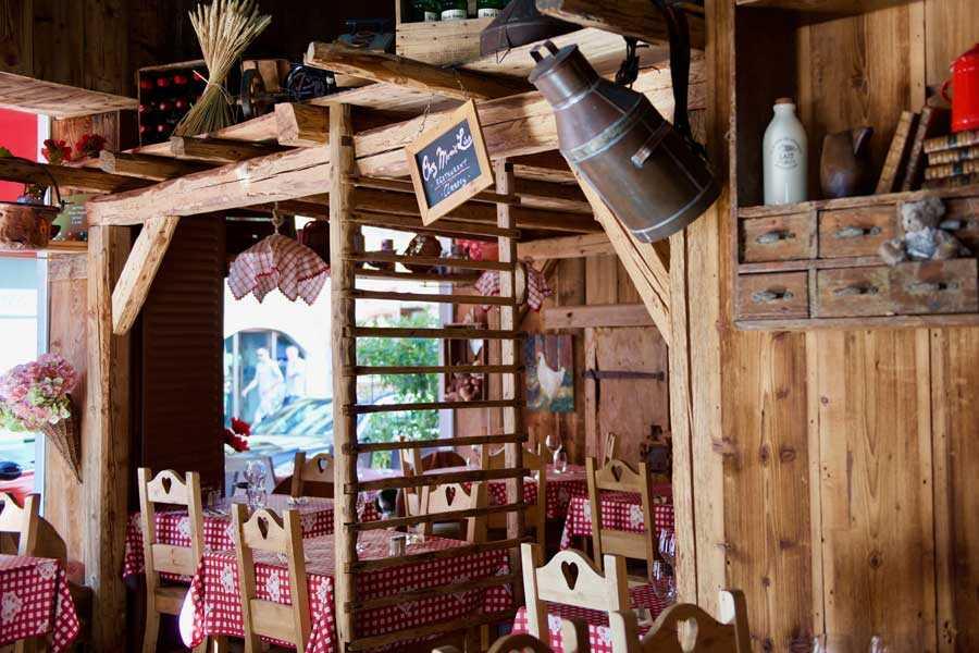 restaurant annecy - mamie-lise