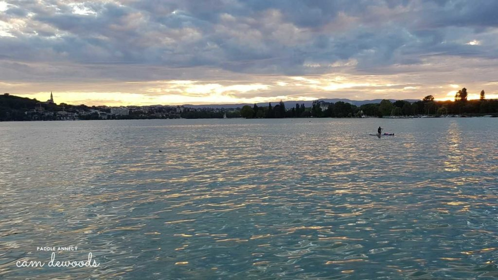 paddle Annecy - albigny